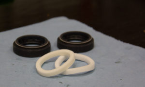 Fork Seals and Foam Rings