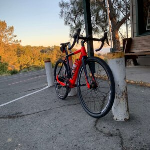 Orbea Gain M21 eBike at Mt. Diablo Junction Ranger Station