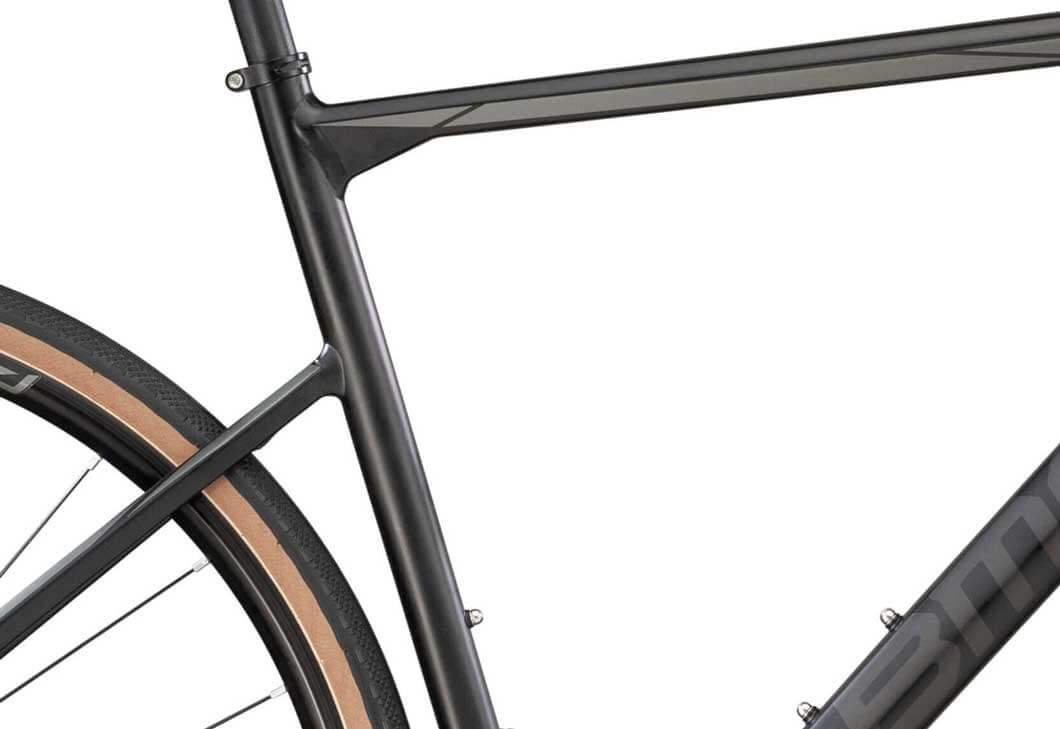 BMC Roadmachine X (56cm) Geometry Visualized