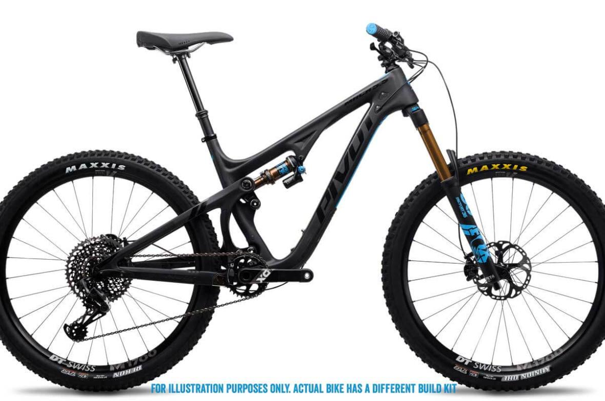 Pivot Mach 5.5 Pro XT/XTR Small 2019 Trail Mountain Bike